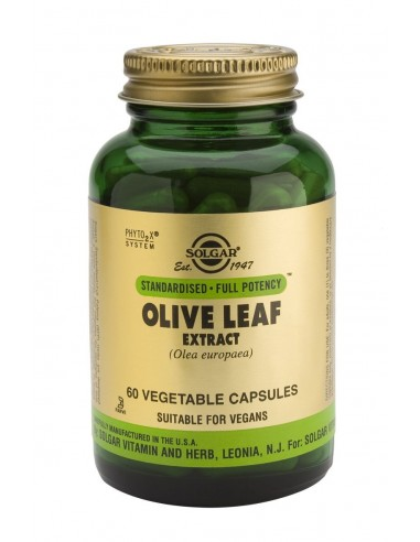 SOLGAR Olive Leaf Extract 60 Veg.Caps