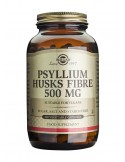 SOLGAR Psyllium Husks Fibre 500mg Veg.Caps 200s