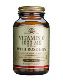 SOLGAR Vitamin C 1000mg with Rose Hips C Tabs 100s