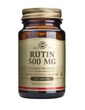 SOLGAR Rutin 500mg Tabs 50s