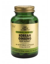 SOLGAR SFP Korean Ginseng Root Extract Veg.Caps 60s