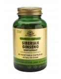 SOLGAR Siberian Ginseng Root Extract Veg.Caps 60s