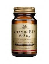 SOLGAR Vitamin B-12 500ug...