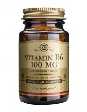 SOLGAR Vitamin B-6 100mg...