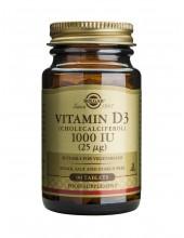 SOLGAR Vitamin D-3 1000 iu...