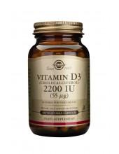 SOLGAR Vitamin D-3 2200 iu...