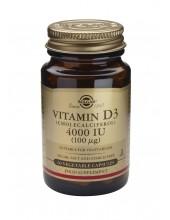 SOLGAR Vitamin D-3 4000 iu...