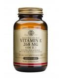 SOLGAR Vitamin E 268mg 400 iu Softgels 50s