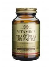 SOLGAR Vitamin E + Selenium...