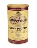 SOLGAR Whey to go Protein Vanilla powder 340gr