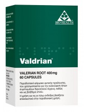 BIO HEALTH Valdrian, caps 60s