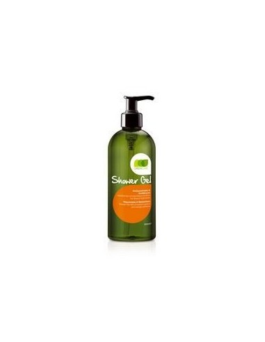 GREEN CARE Shower Gel Αναζωογόνηση & Ενυδάτωση με άρωμα Πορτοκάλι 500ml