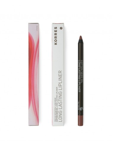 KORRES Cotton Seed Oil Long Lasting Lipliner 02 neutral dark 1,2 gr