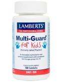 LAMBERTS Multi-Guard for KIDS 100 Tabs
