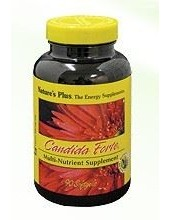 NATURE'S PLUS Candida Forte 60 softgels
