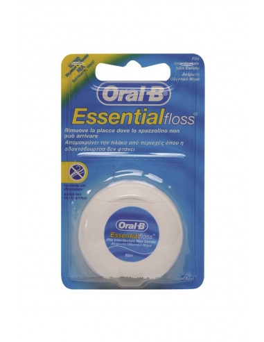 ORAL-B Essential Floss Non Cerate 50m