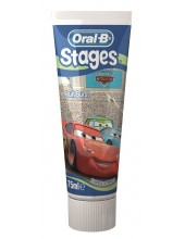 ORAL-B Stages Disney Fluoride Toothpaste 75ml