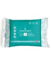 PHARMASEPT Tol Velvet Hygienic Cleansing Gloves 10gloves