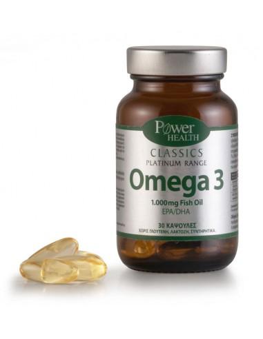 POWER HEALTH Classics Omegalen 3  30 Caps