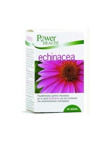 POWER HEALTH Echinacea, 30 Tabs