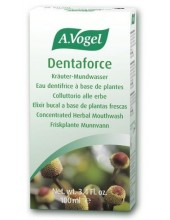 Vogel Dentaforce mouthwash...