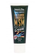 NATURE'S PLUS GLUCOSAMINE CHONDROITIN MSM Ultra Rx-Joint Cream 118ml
