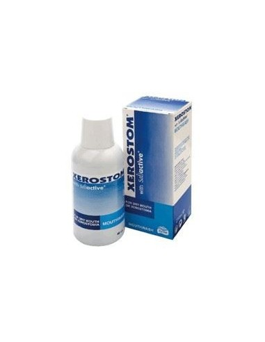 XEROSTOM MOUTHWASH with saliactive 250 ml