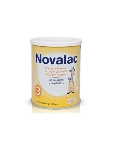 NOVALAC 3 400 gr