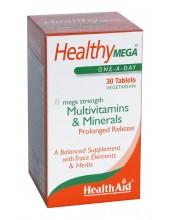 HEALTH AID Healthy MEGA-multivit 30 tabs