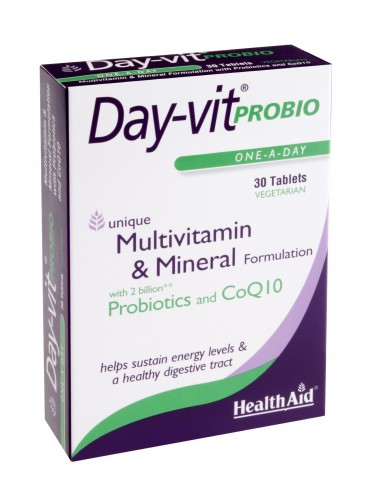 HEALTH AID DAY-VIT PROBIO-blister 30 tabs