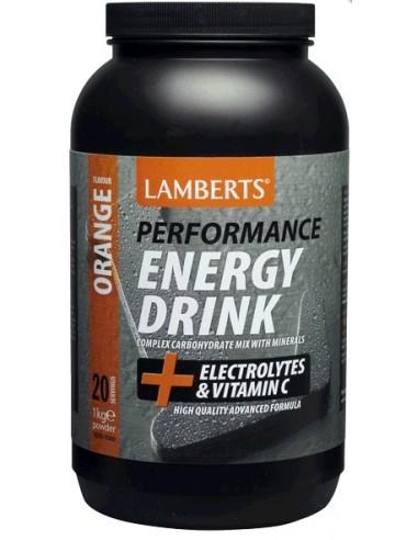 LAMBERTS PERFORMANCE ENERGY DRINK 1000gr powder