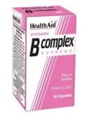HEALTH AID B complex SUPREME 30 caps