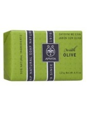 APIVITA NATURAL SOAP OLIVE 125 gr