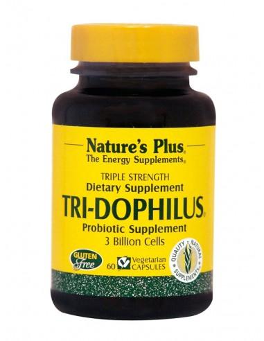 NATURE'S PLUS TRI DOPHILUS 60 Caps