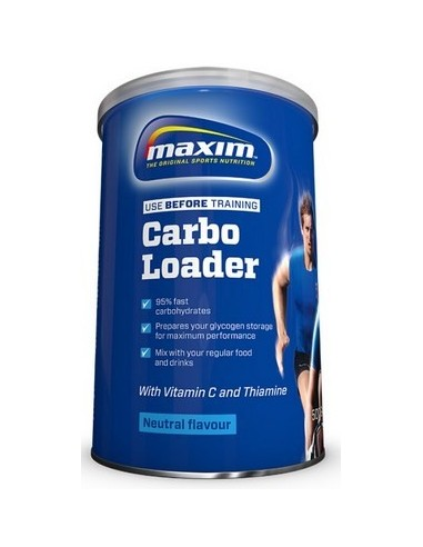 MAXIM CARBO LOADER 500gr