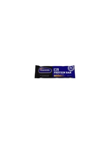 MAXIM XL PROTEIN BAR 30% PEANUT/CHOCOLATE 82gr