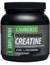 LAMBERTS PERFORMANCE CREATINE 500gr