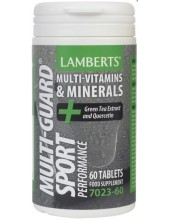 LAMBERTS PERFORMANCE MULTI-GUARD SPORT 60 tabs