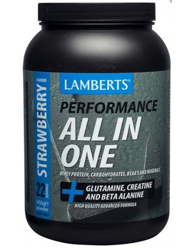 LAMBERTS PERFORMANCE ALL IN ONE STRAWBERRY 1450 gr