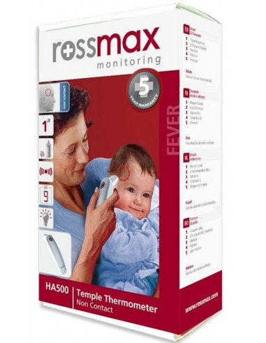 ROSSMAX Monitoring Temple Thermometer