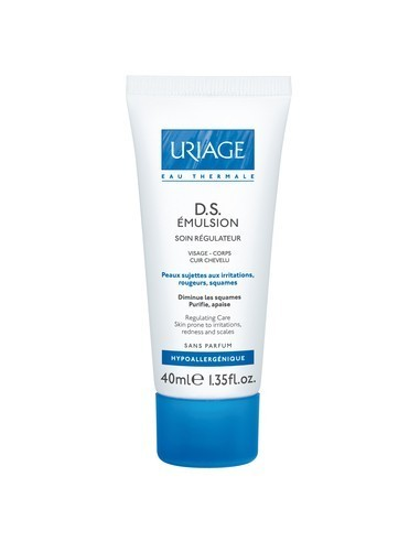 URIAGE DS Emulsion Soin Regulateur 40 ml