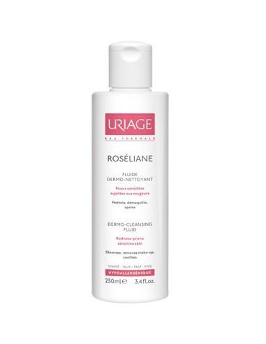 URIAGE Roseliane Fluide Dermo-Netoyyant 250ml