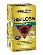 NATURE' S PLUS Ageloss Immune Support 90 caps