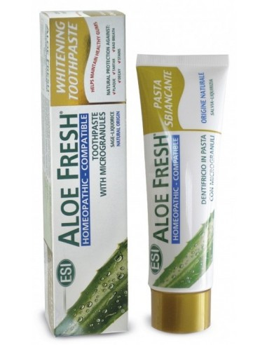 ESI Aloe Fresh Toothpaste Witening 100ml