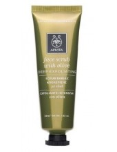 APIVITA Face Scrub With Olive 50 ml