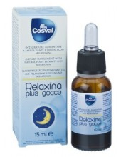 COSVAL RELAXINA PLUS GOCCE 15ML