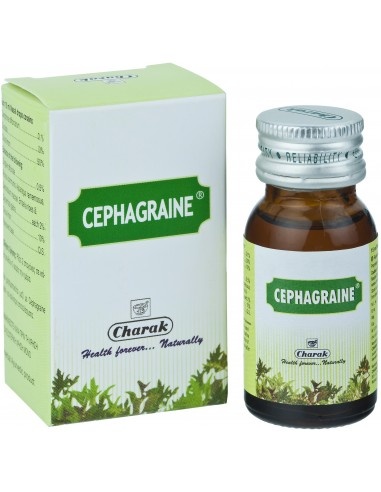 CHARAK Cephagraine Drops 15 ml