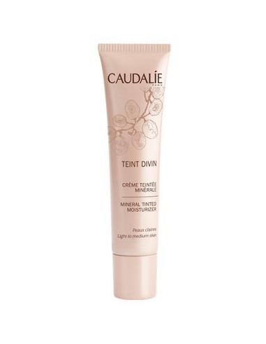 CAUDALIE Teint Divin Tinted Moisturizer Fair to Medium Skin 30 ml