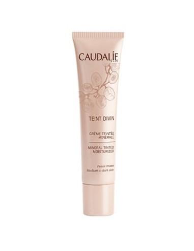 CAUDALIE Teint Divin Tinted Moisturizer Dark Skin 30 ml
