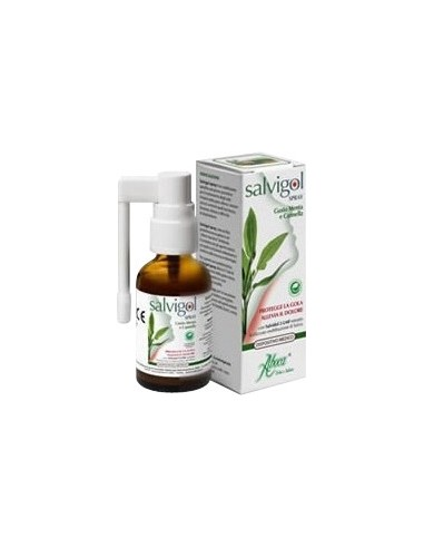 ABOCA SALVIGOL BIO SPRAY 30ml